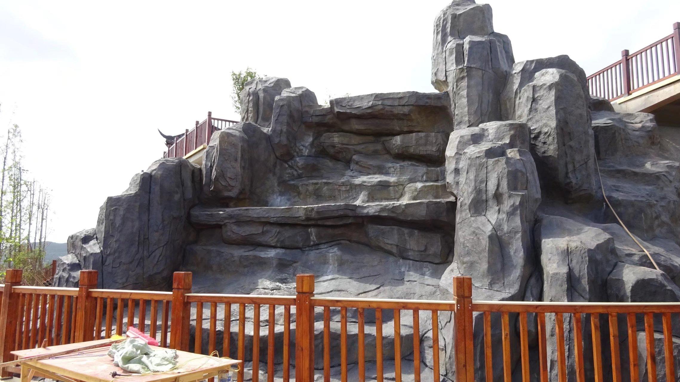 蓬安桑梓火锅公园施工进度(2018-05-10) - 第15张  | 蓬安在线