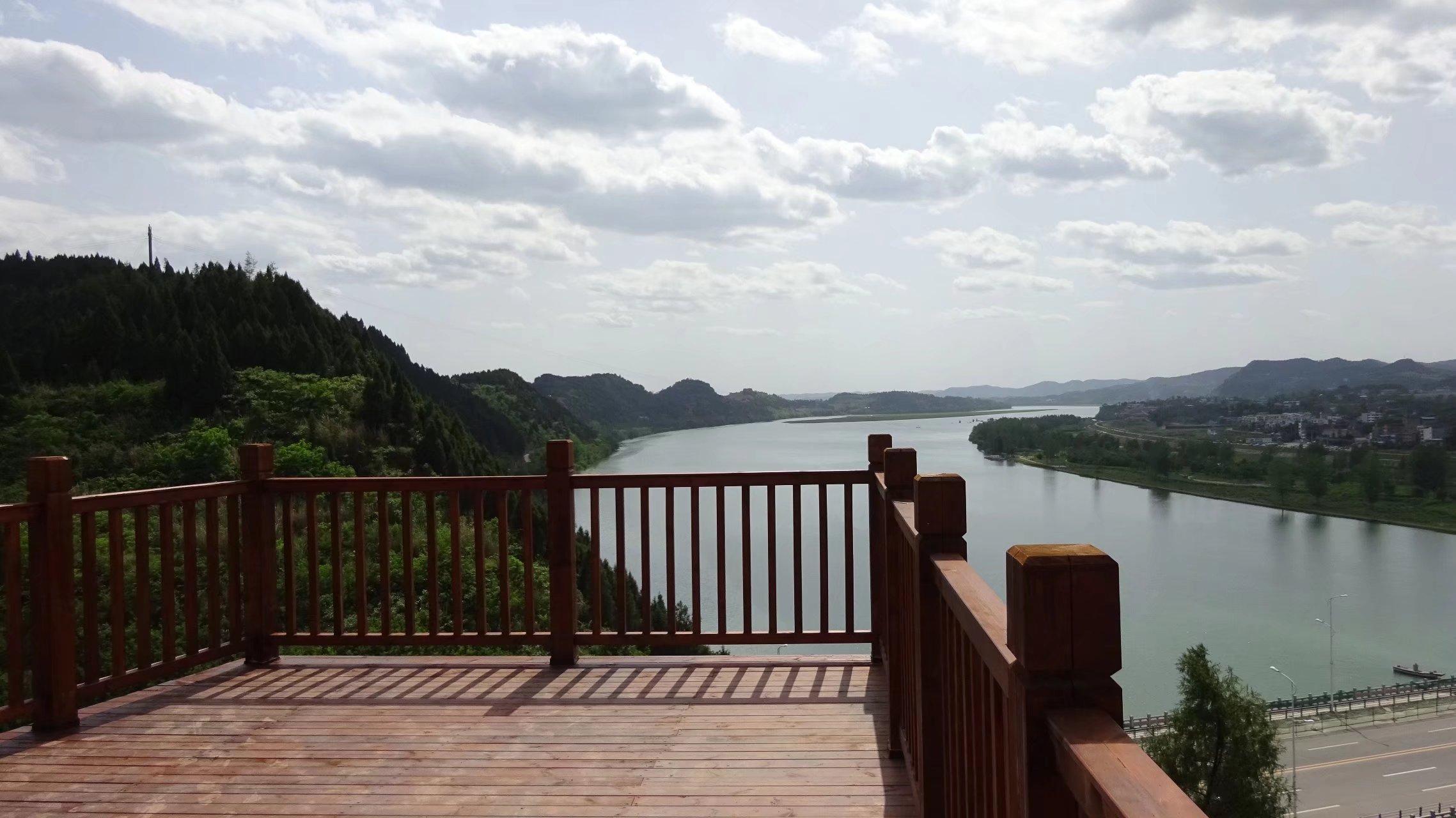 蓬安桑梓火锅公园施工进度(2018-05-10) - 第20张  | 蓬安在线