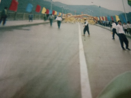 怀旧-蓬安嘉陵江一桥通车剪彩 - 第4张  | 蓬安在线