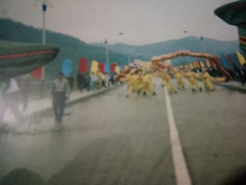 怀旧-蓬安嘉陵江一桥通车剪彩 - 第8张  | 蓬安在线