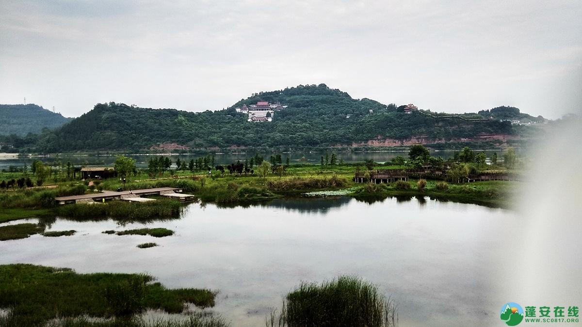 蓬安锦屏相如五星级大酒店建设进展(2018.6.3) - 第10张  | 蓬安在线