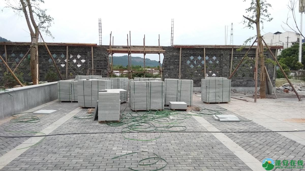 蓬安相如旅游接待中心建设进展(2018.6.3) - 第13张  | 蓬安在线