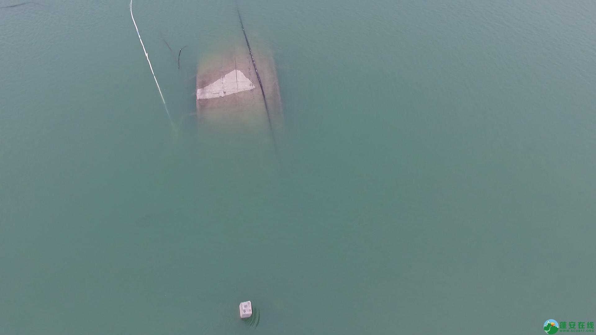 蓬安嘉陵江一桥成功爆破拆除 - 第10张  | 蓬安在线