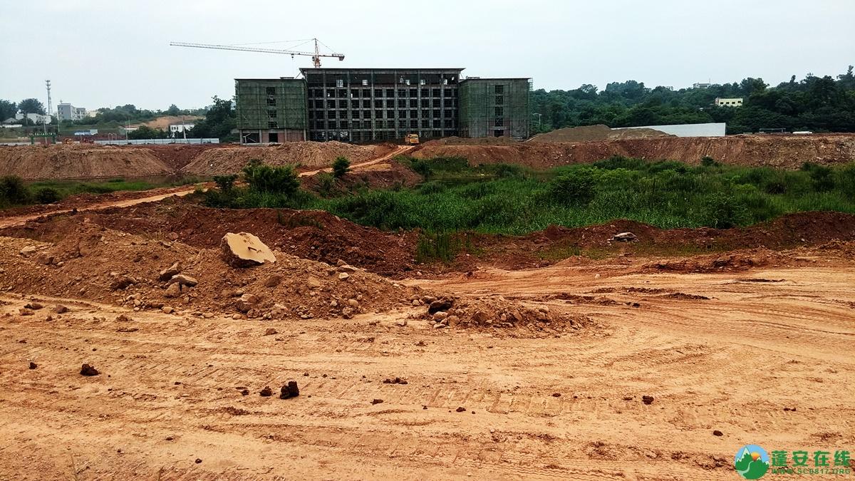 蓬安锦屏相如五星级大酒店建设进展(2018.6.3) - 第12张  | 蓬安在线