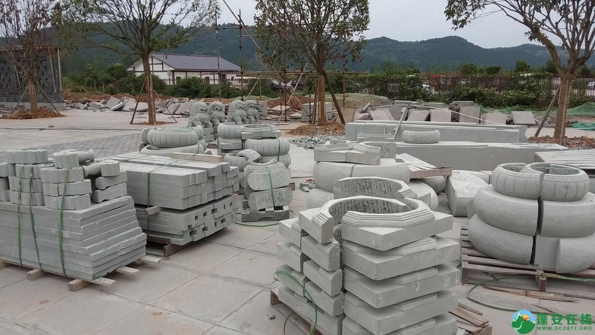 蓬安相如旅游接待中心建设进展(2018.6.3) - 第15张  | 蓬安在线