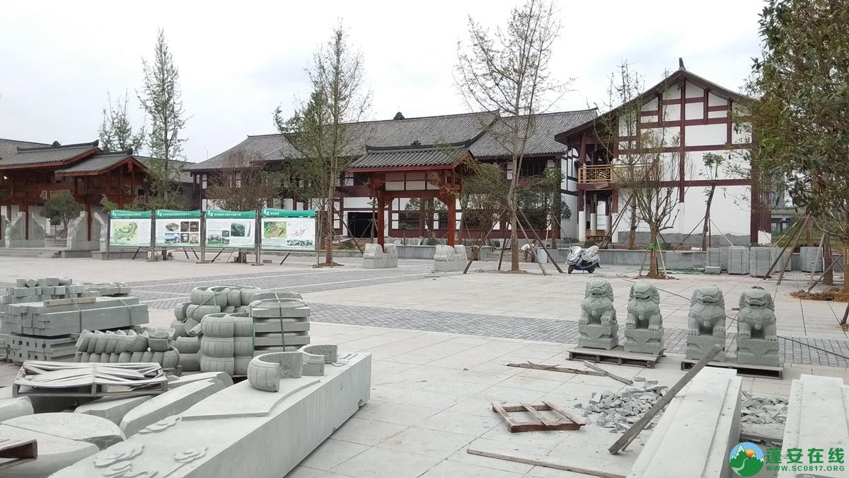 蓬安相如旅游接待中心建设进展(2018.6.3) - 第16张  | 蓬安在线