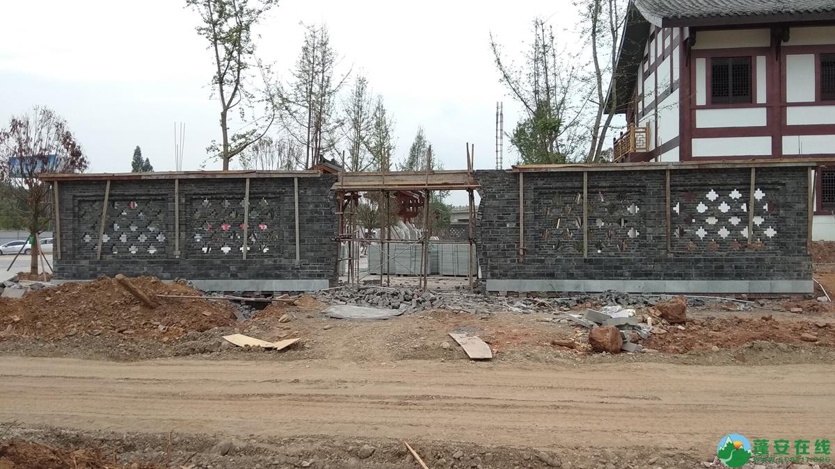 蓬安相如旅游接待中心建设进展(2018.6.3) - 第19张  | 蓬安在线