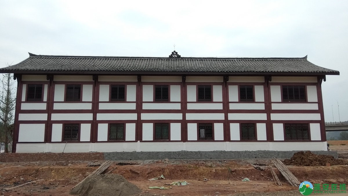 蓬安相如旅游接待中心建设进展(2018.6.3) - 第20张  | 蓬安在线