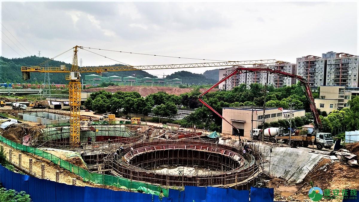 蓬安污水处理厂改建工程 - 第1张  | 蓬安在线