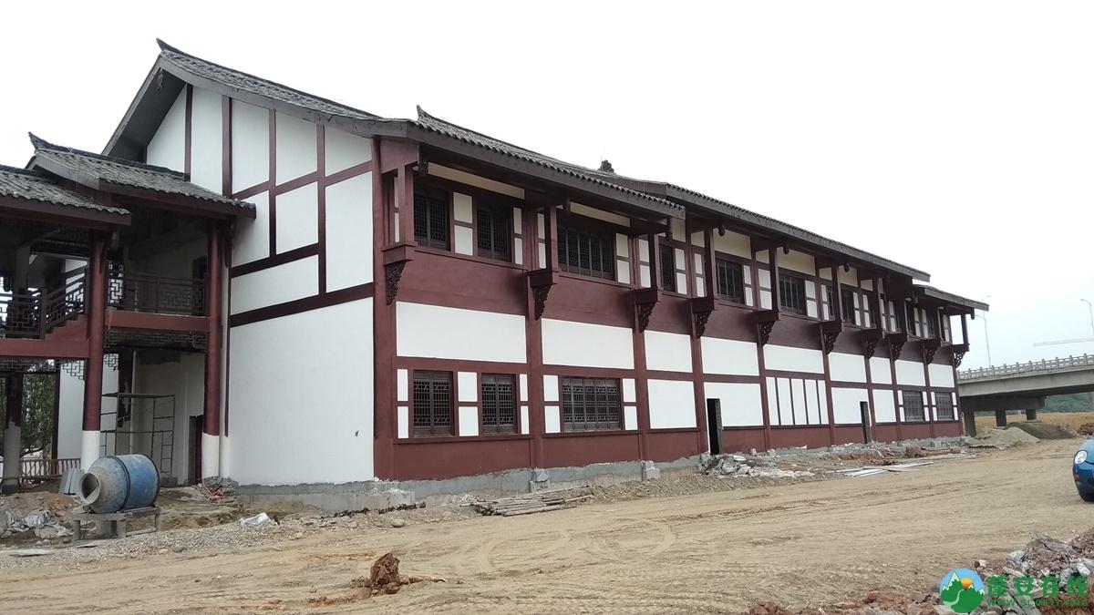 蓬安相如旅游接待中心建设进展(2018.6.3) - 第22张  | 蓬安在线