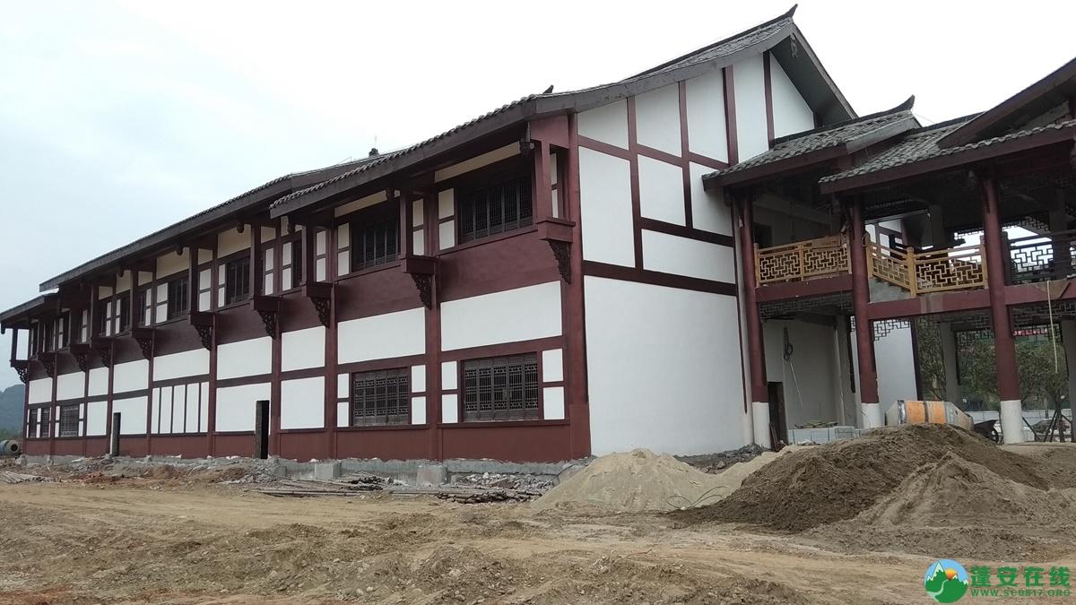 蓬安相如旅游接待中心建设进展(2018.6.3) - 第25张  | 蓬安在线
