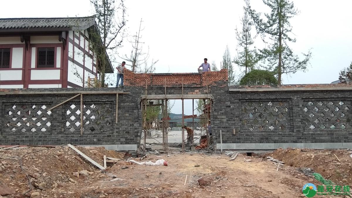 蓬安相如旅游接待中心建设进展(2018.6.3) - 第26张  | 蓬安在线