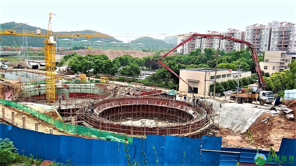 蓬安污水处理厂改建工程 - 第2张  | 蓬安在线