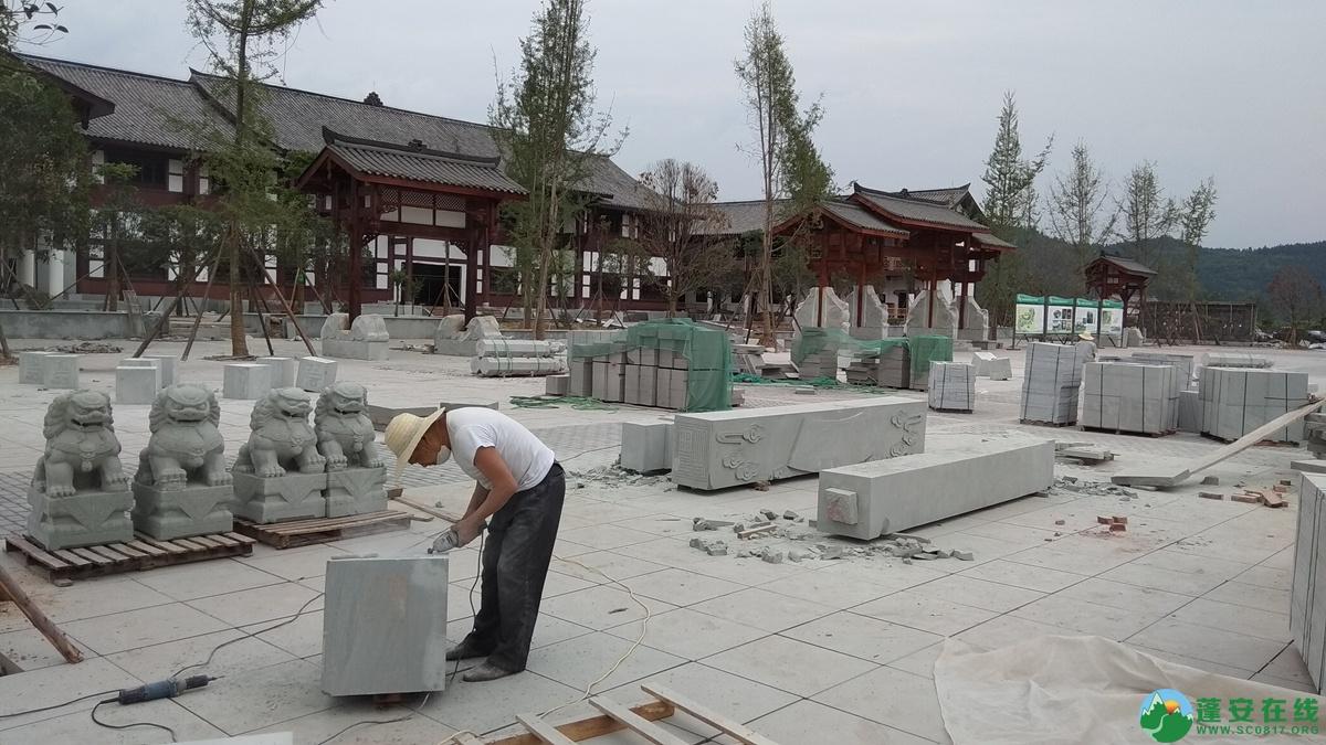 蓬安相如旅游接待中心建设进展(2018.6.3) - 第33张  | 蓬安在线