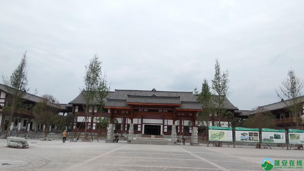 蓬安相如旅游接待中心建设进展(2018.6.3) - 第36张  | 蓬安在线