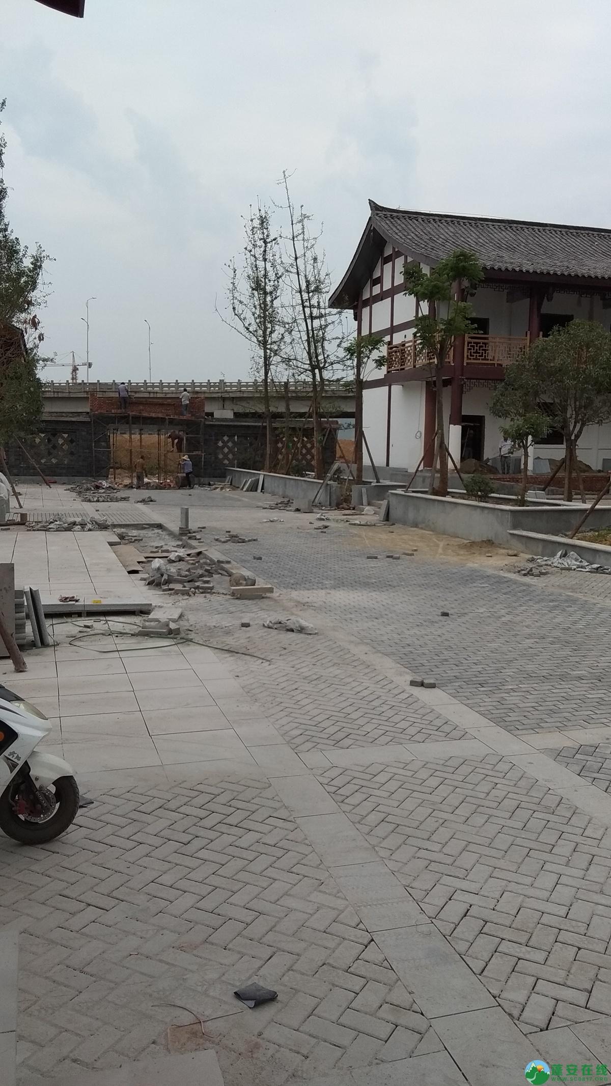 蓬安相如旅游接待中心建设进展(2018.6.3) - 第40张  | 蓬安在线