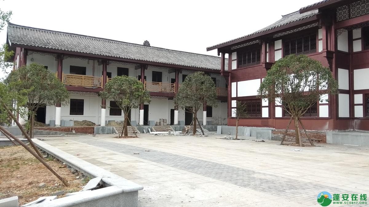 蓬安相如旅游接待中心建设进展(2018.6.3) - 第41张  | 蓬安在线