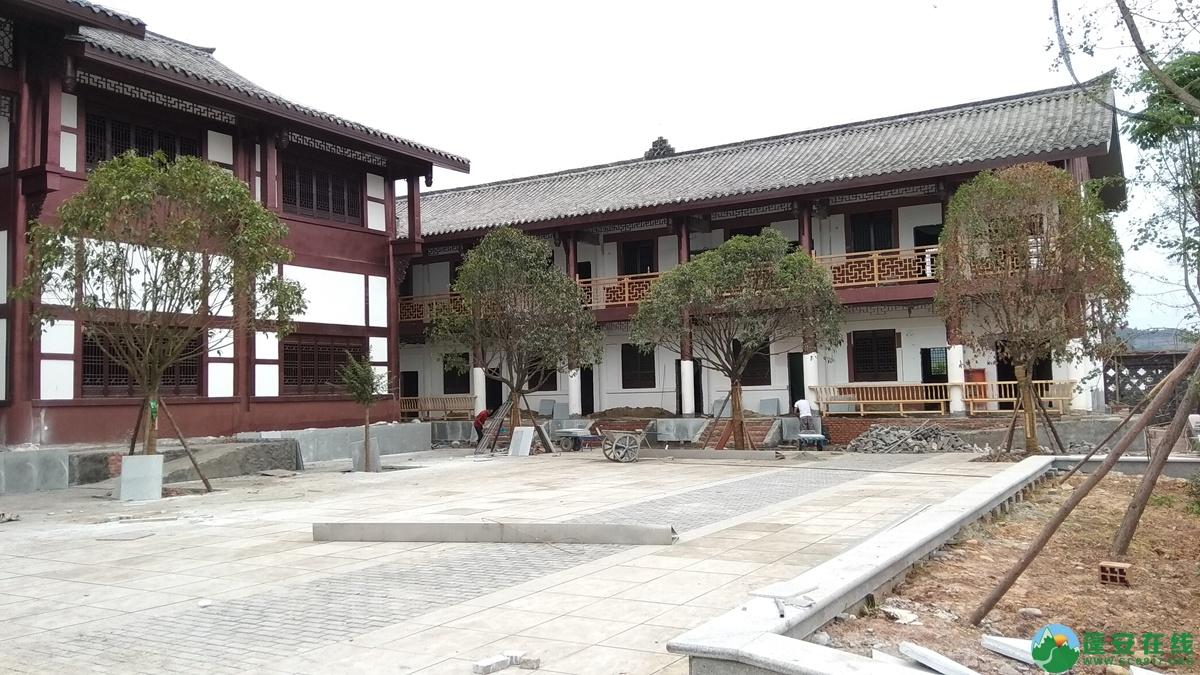 蓬安相如旅游接待中心建设进展(2018.6.3) - 第42张  | 蓬安在线