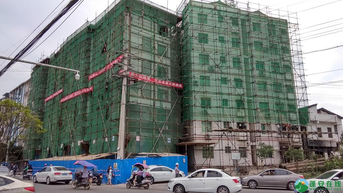 蓬安相如旅游接待中心建设进展(2018.6.3) - 第43张  | 蓬安在线