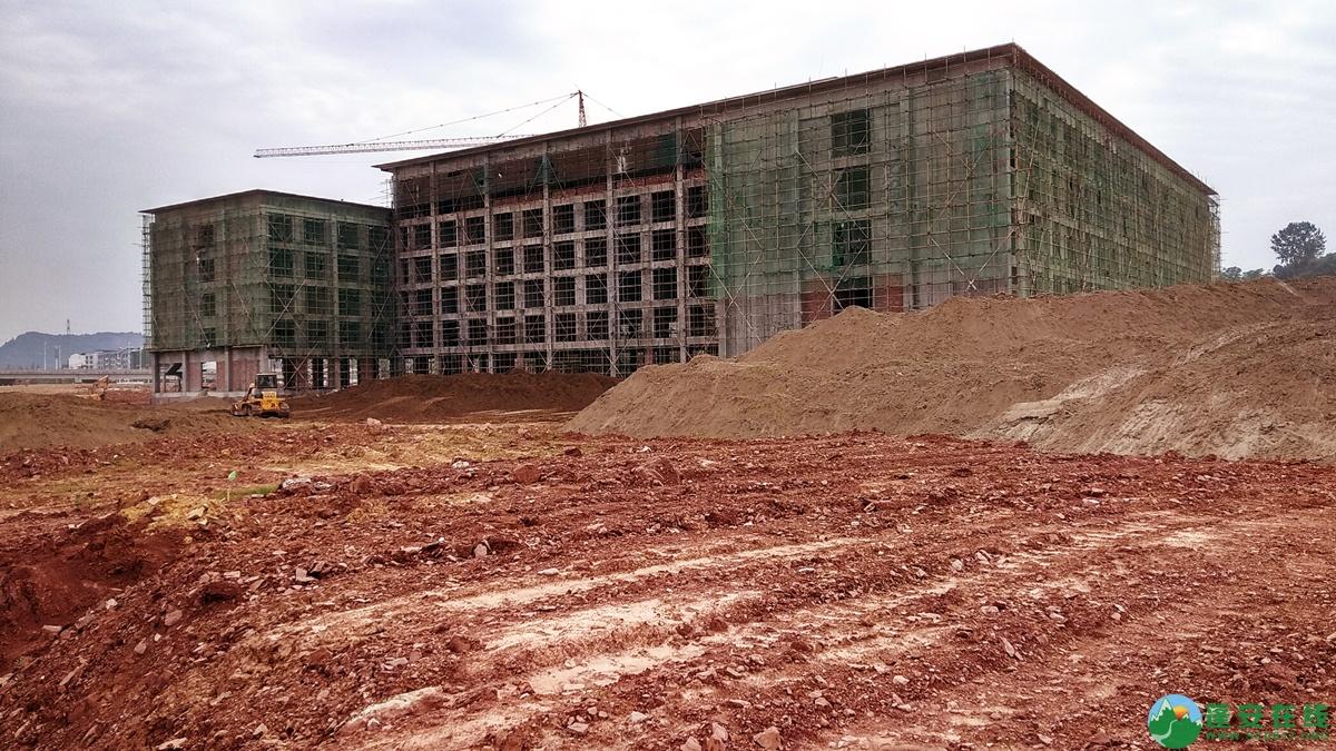 蓬安锦屏相如五星级大酒店建设进展(2018.6.3) - 第5张  | 蓬安在线