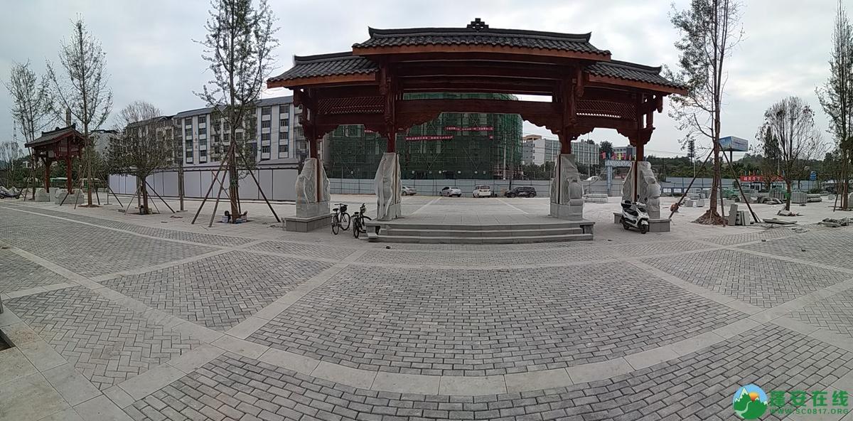 蓬安相如旅游接待中心建设进展(2018.6.3) - 第4张  | 蓬安在线