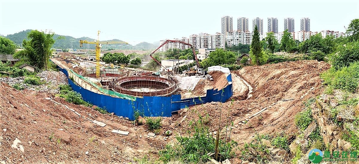 蓬安污水处理厂改建工程 - 第6张  | 蓬安在线