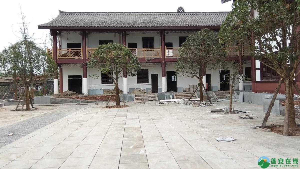 蓬安相如旅游接待中心建设进展(2018.6.3) - 第11张  | 蓬安在线
