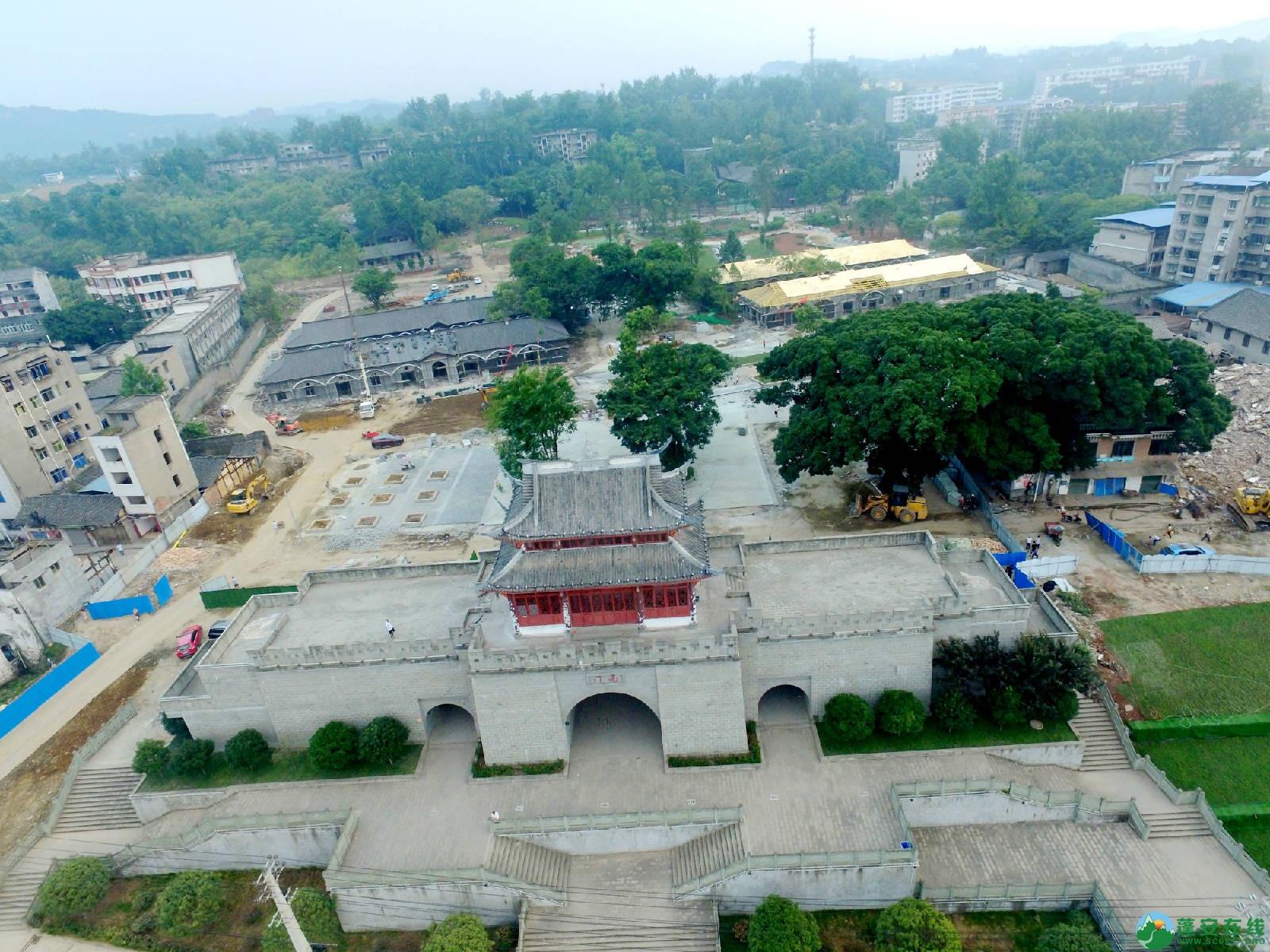 蓬安锦屏相如故城最新进展 - 第1张  | 蓬安在线