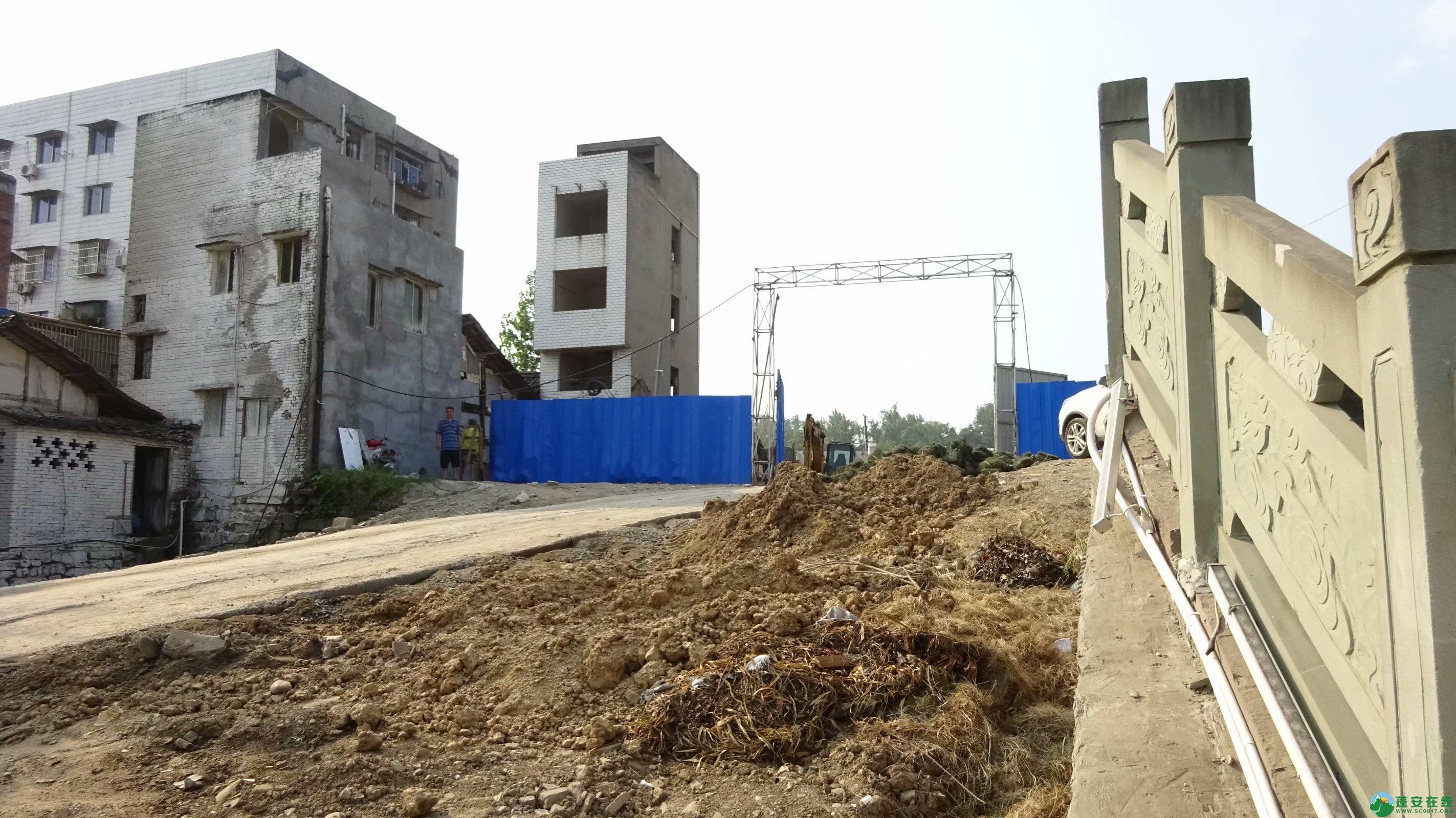 蓬安锦屏相如故城建设迅猛 - 第1张  | 蓬安在线