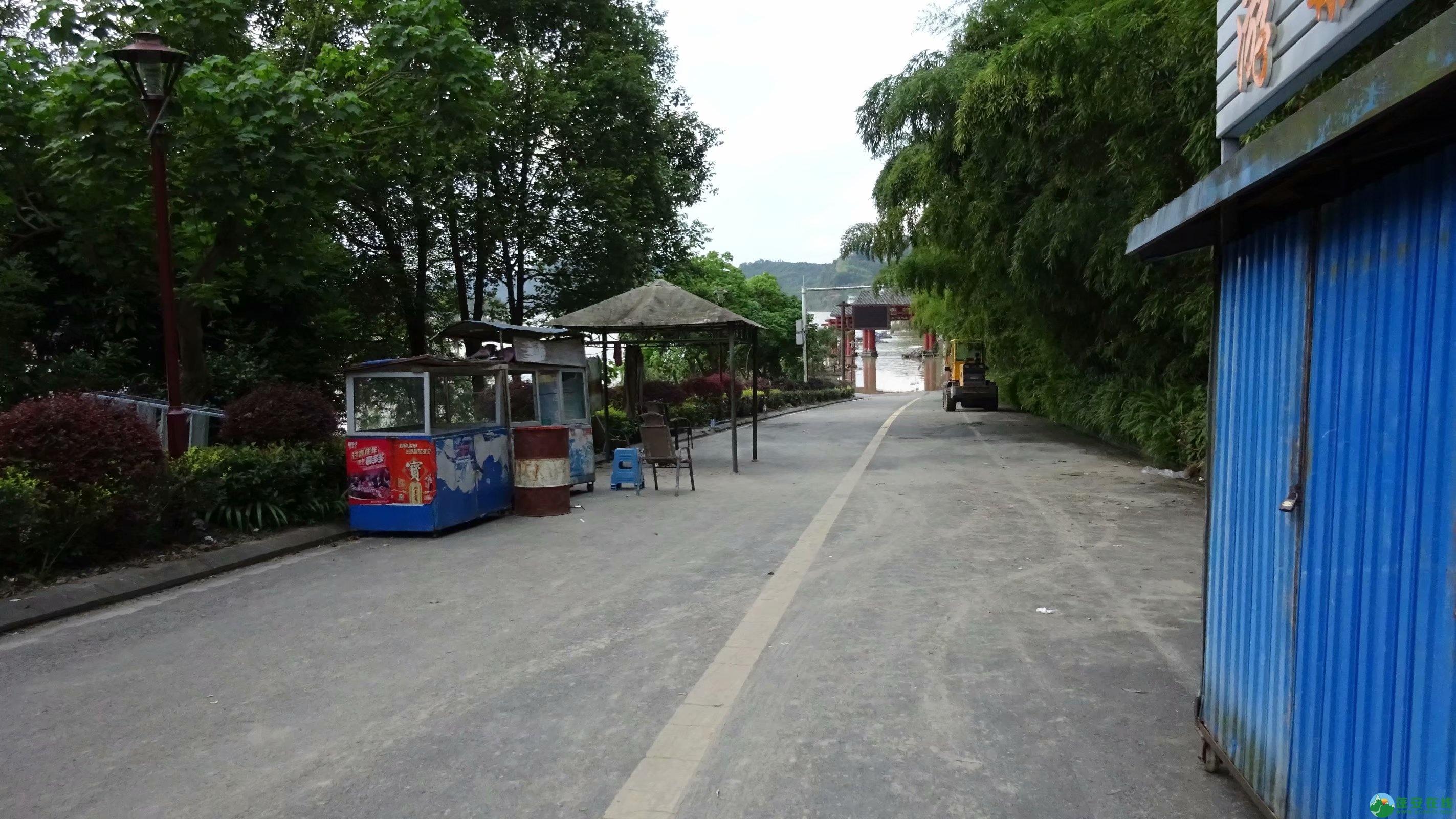 洪水退去后的蓬安县嘉陵江 - 第14张  | 蓬安在线