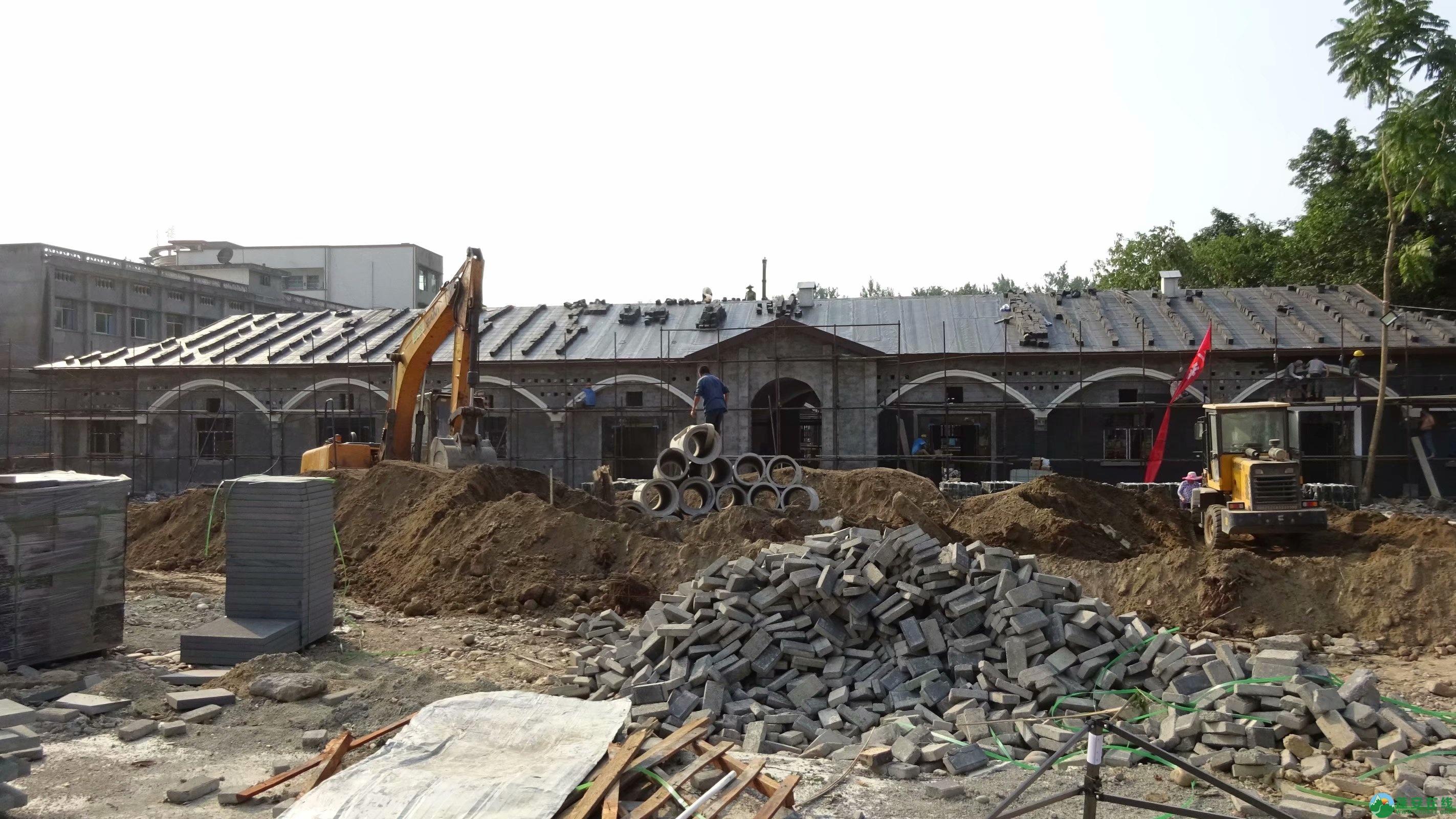 蓬安锦屏相如故城建设迅猛 - 第62张  | 蓬安在线