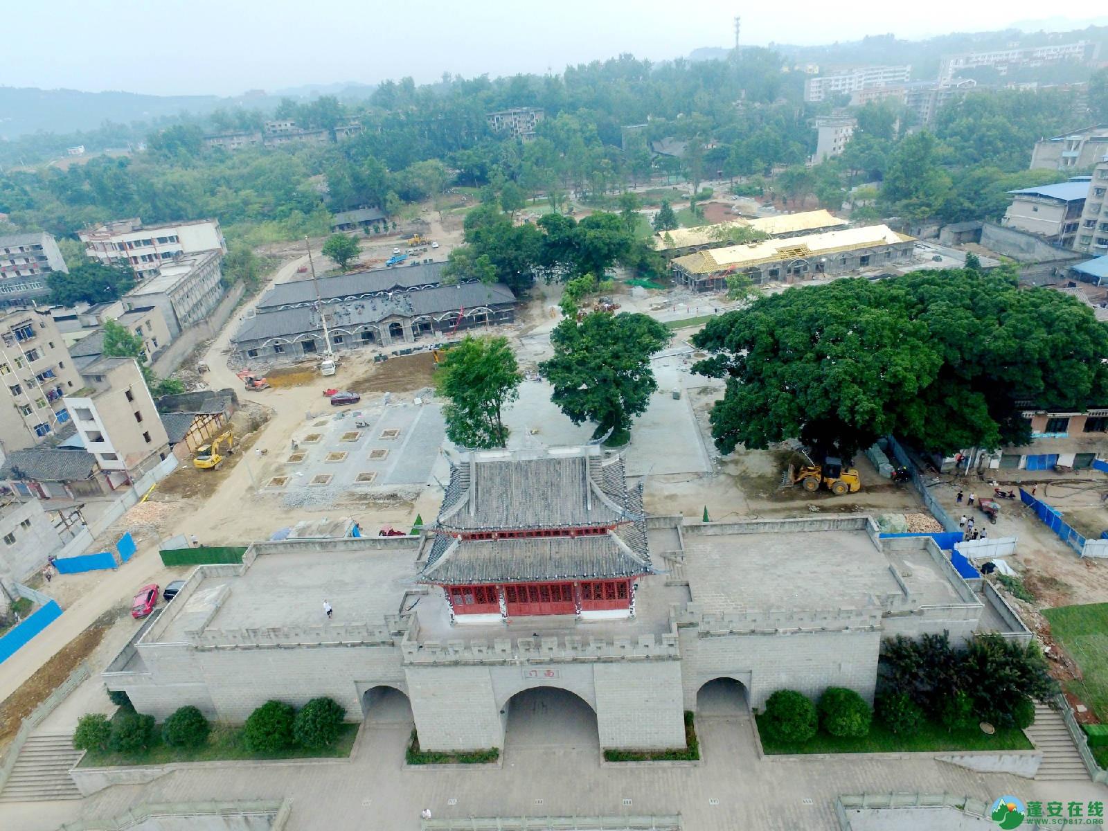 蓬安锦屏相如故城最新进展 - 第3张  | 蓬安在线