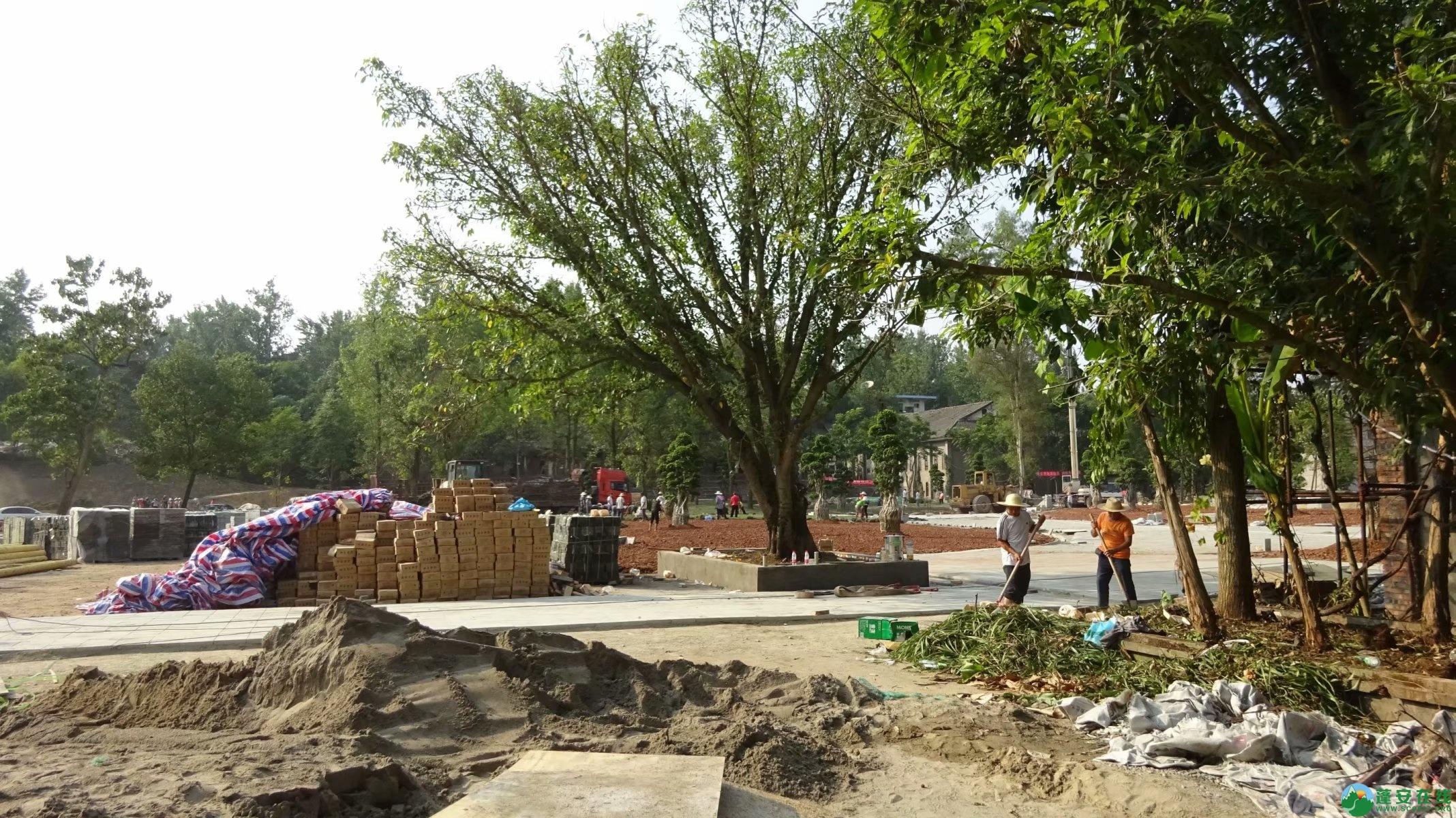 蓬安锦屏相如故城建设迅猛 - 第46张  | 蓬安在线