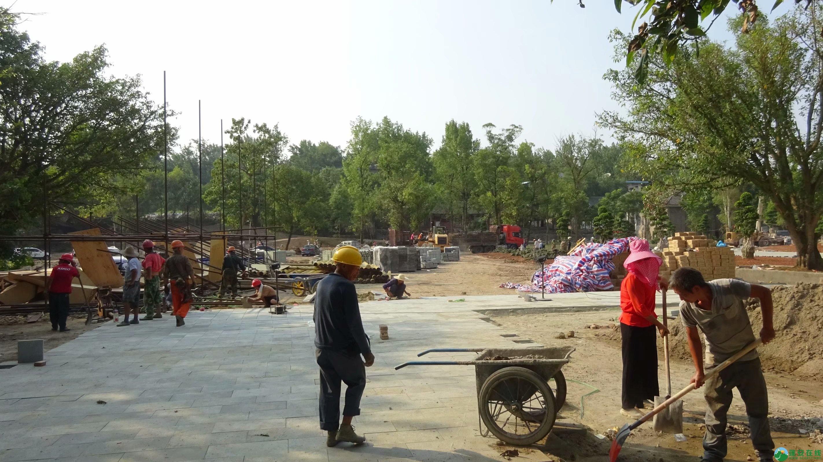 蓬安锦屏相如故城建设迅猛 - 第40张  | 蓬安在线