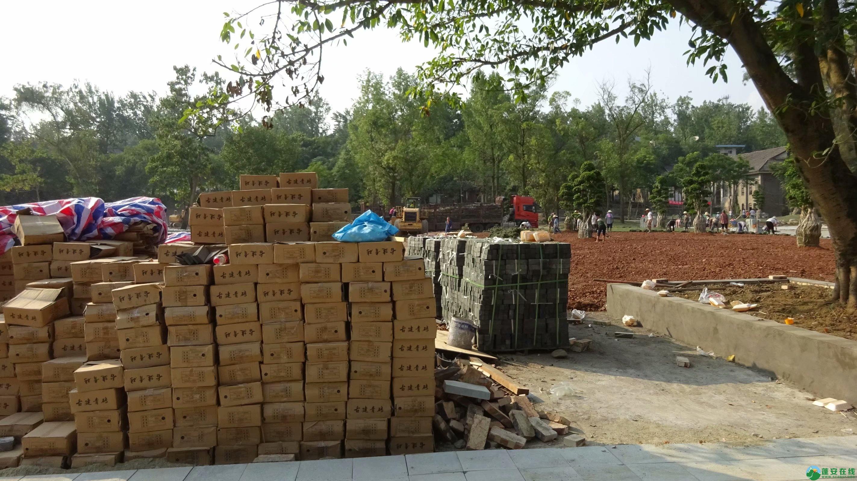 蓬安锦屏相如故城建设迅猛 - 第38张  | 蓬安在线
