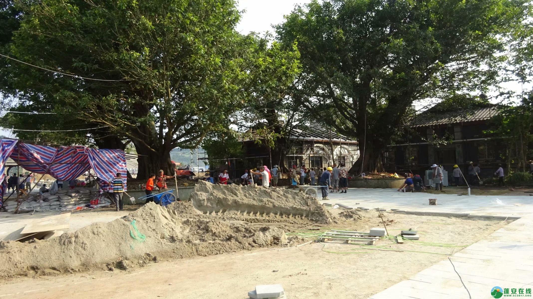 蓬安锦屏相如故城建设迅猛 - 第35张  | 蓬安在线