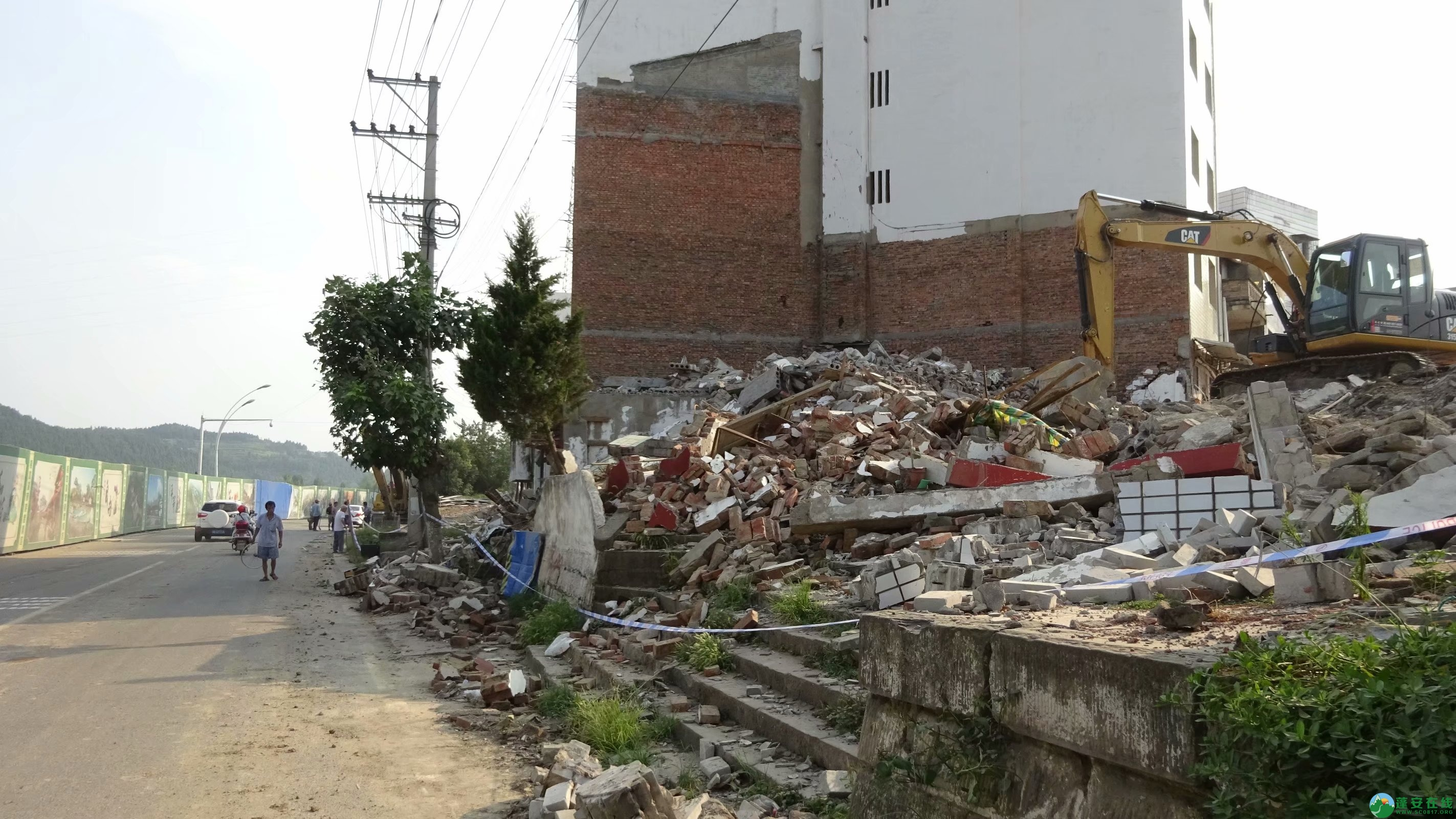 蓬安锦屏相如故城建设迅猛 - 第9张  | 蓬安在线