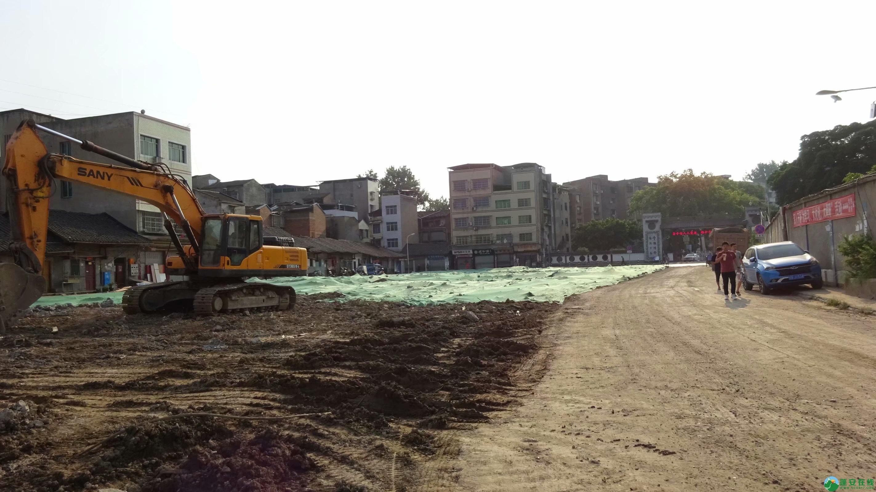 蓬安锦屏相如故城建设迅猛 - 第4张  | 蓬安在线