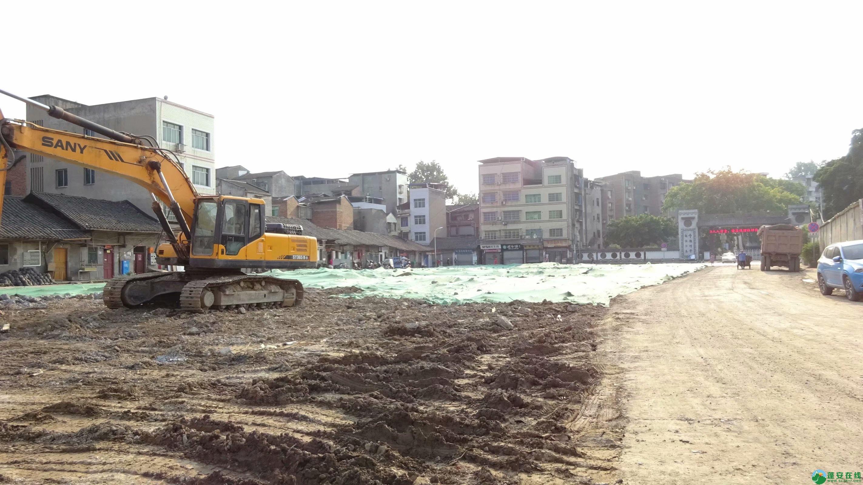 蓬安锦屏相如故城建设迅猛 - 第3张  | 蓬安在线
