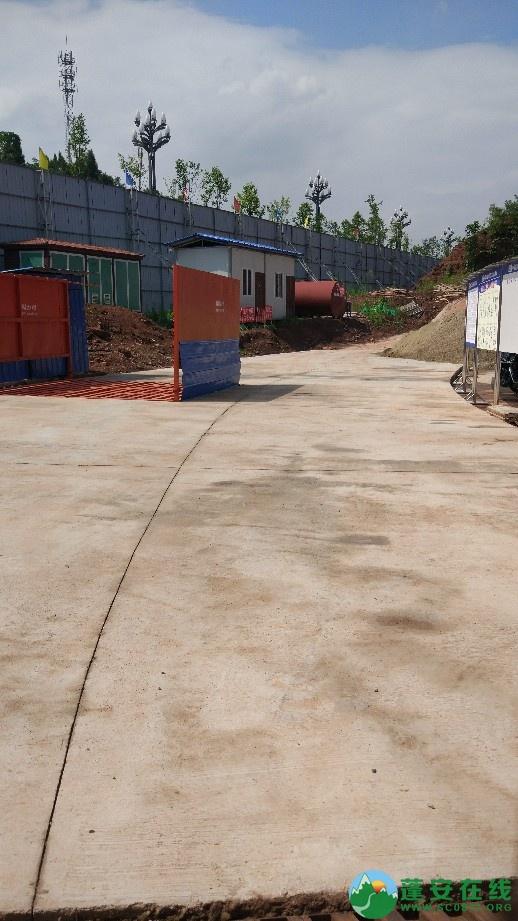 蓬安县轿顶山公园建设工程正式开工 - 第8张  | 蓬安在线