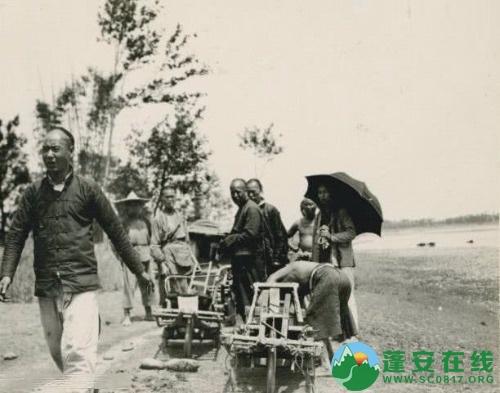 1909年的四川(珍贵老照片) - 第2张  | 蓬安在线