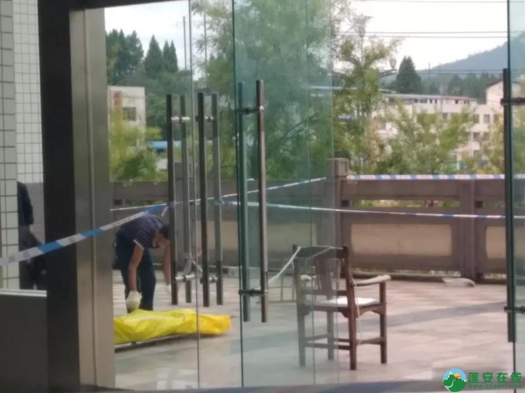 蓬安一空巢老人患病在县人民医院跳楼不幸身亡 - 第2张  | 蓬安在线
