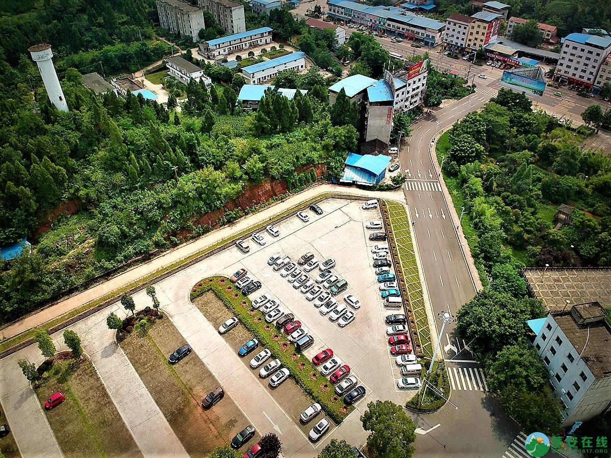 蓬安火车站全貌 - 第3张  | 蓬安在线