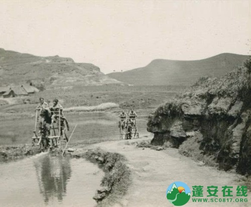 1909年的四川(珍贵老照片) - 第4张  | 蓬安在线