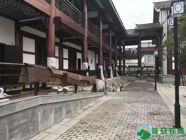 蓬安县相如湖旅游度假区游客接待中心现状 - 第11张  | 蓬安在线