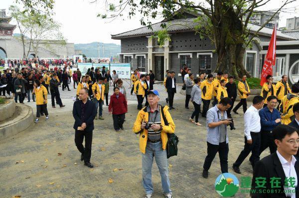 大型纪录片《嘉陵江》文化旅游考察团走进蓬安县 - 第10张  | 蓬安在线