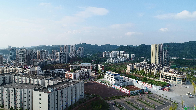 蓬安滨河新城新相貌 - 第11张  | 蓬安在线
