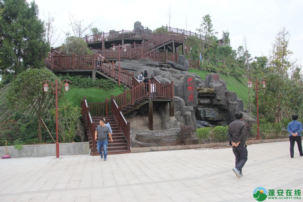 蓬安桑梓火锅公园山顶已对外开放 - 第11张  | 蓬安在线