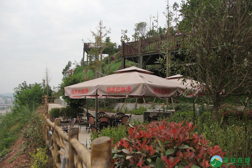 蓬安桑梓火锅公园山顶已对外开放 - 第18张  | 蓬安在线