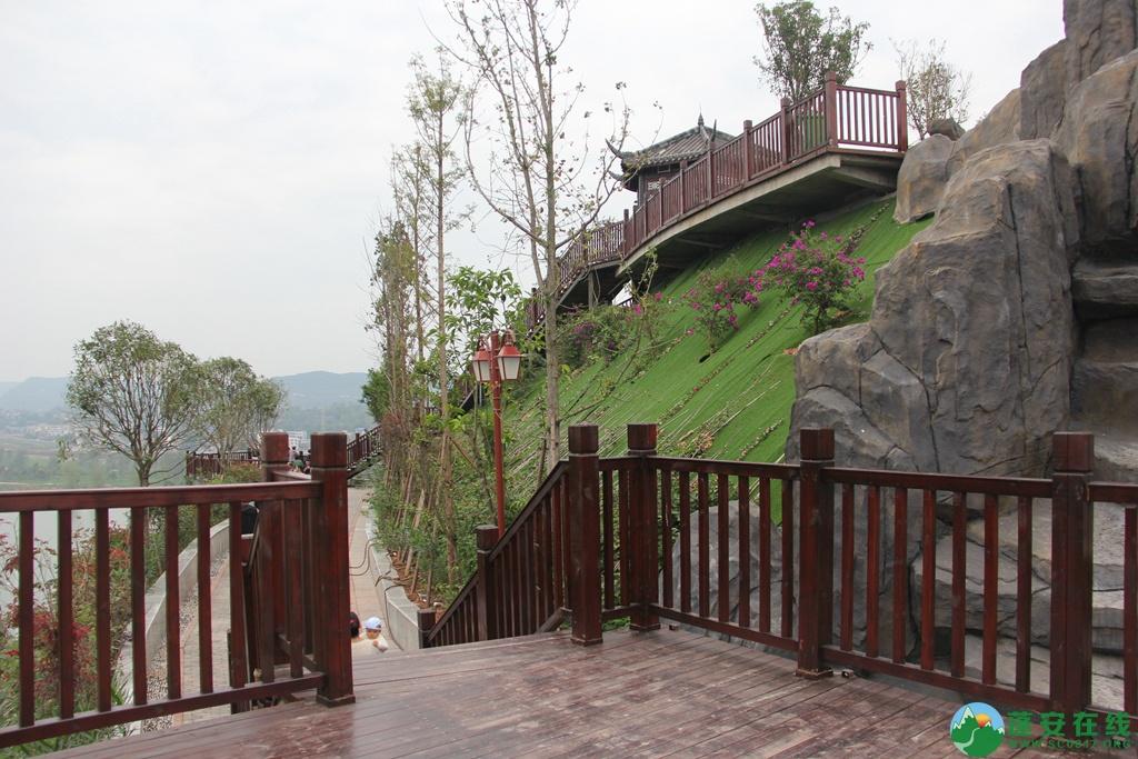 蓬安桑梓火锅公园山顶已对外开放 - 第29张  | 蓬安在线